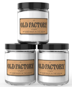 Soy Candles - Old Factory