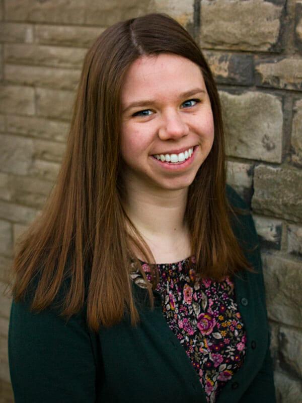 Amy Schaffer, Lead Designer, Brkich Design Group