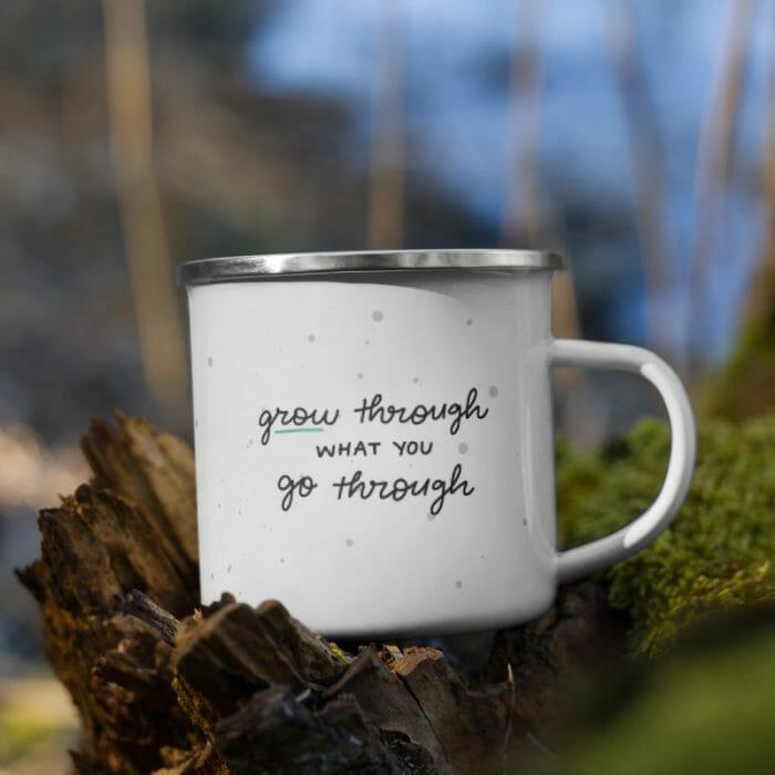 Brkich Design Group - campfire mug design