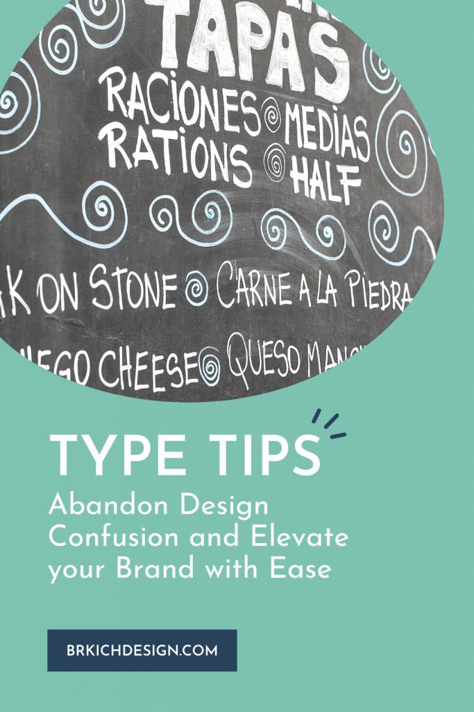 Type Tips -
